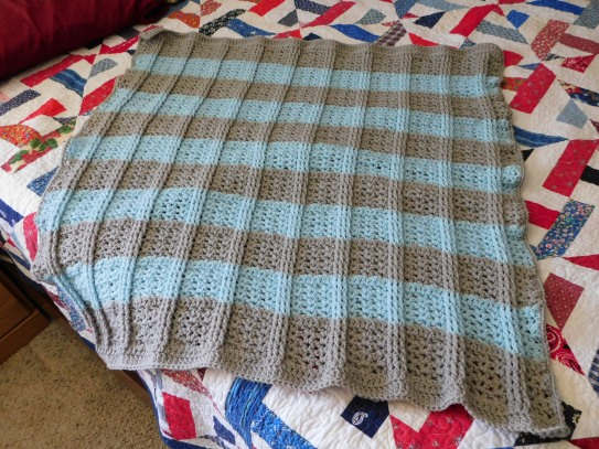 Project Linus Blanket #31 3-29-20 - Baby Elephant
