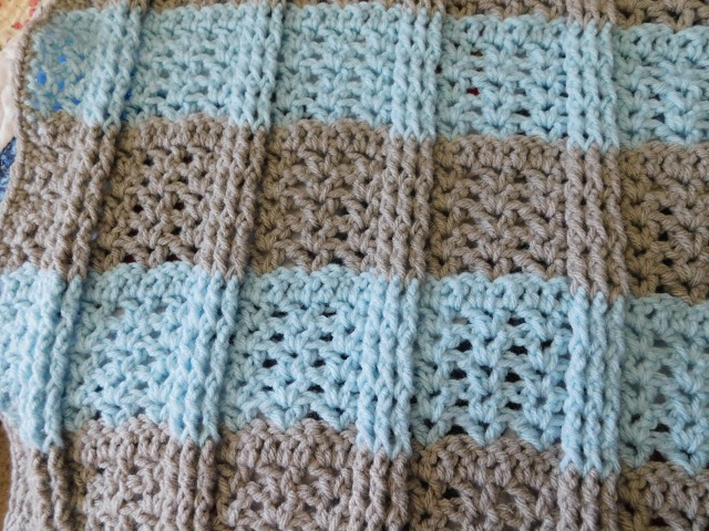 Project Linus Blanket #31 - Detail