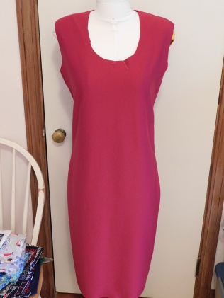 Bodycon Dress 1 Altered Addie