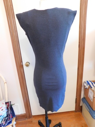 Bodycon Dress 2 Back3
