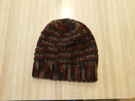Crocheted Hat 13