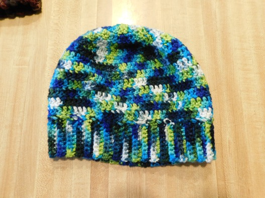 Crocheted Hat 14