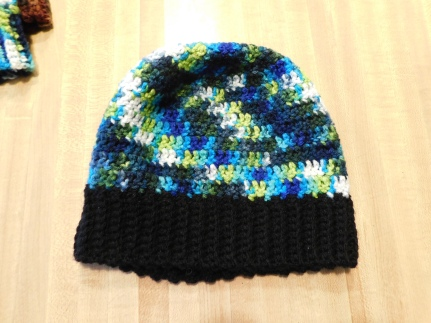 Crocheted Hat 15