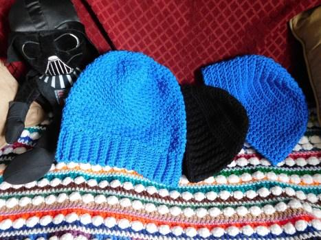Crocheted Hats #10-12