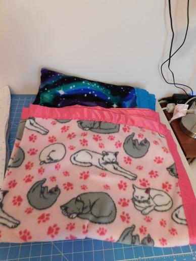 Fleece Blankets 5-10-20