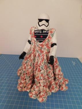 Penny Modeling Baby Dress 5-1-20