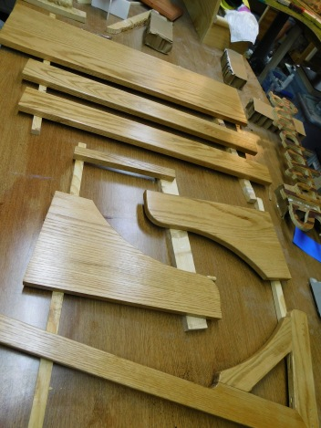 Quilt Shelf Pieces 5-26-20
