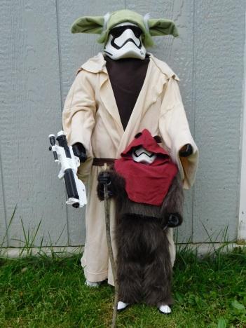 Yoda Gary and Ewok Penny