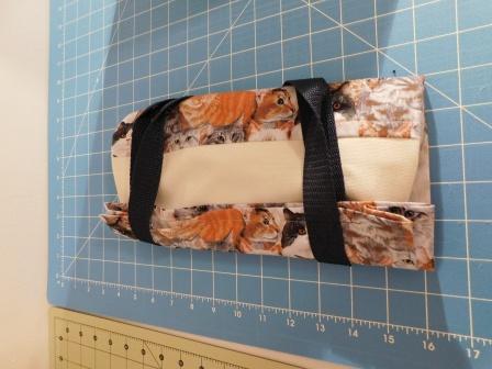 Sarah's Bag Folded