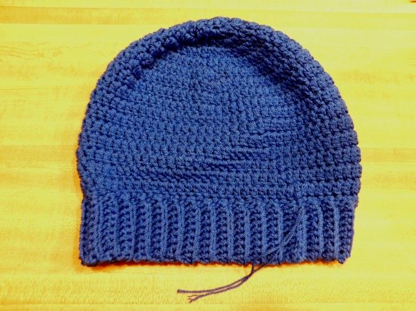 Crocheted Hat 16
