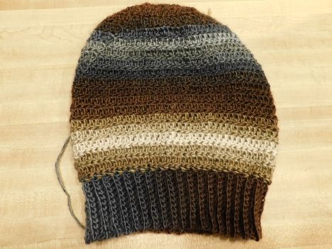 Crocheted Hat 17