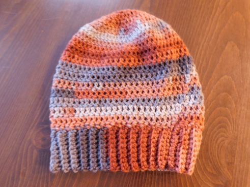 Crocheted Hat #18