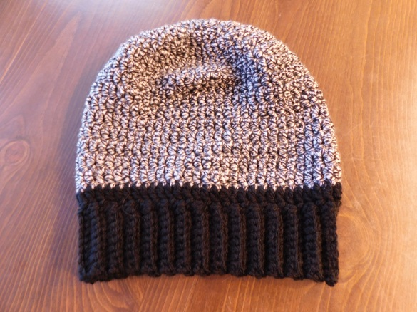 Crocheted Hat #23