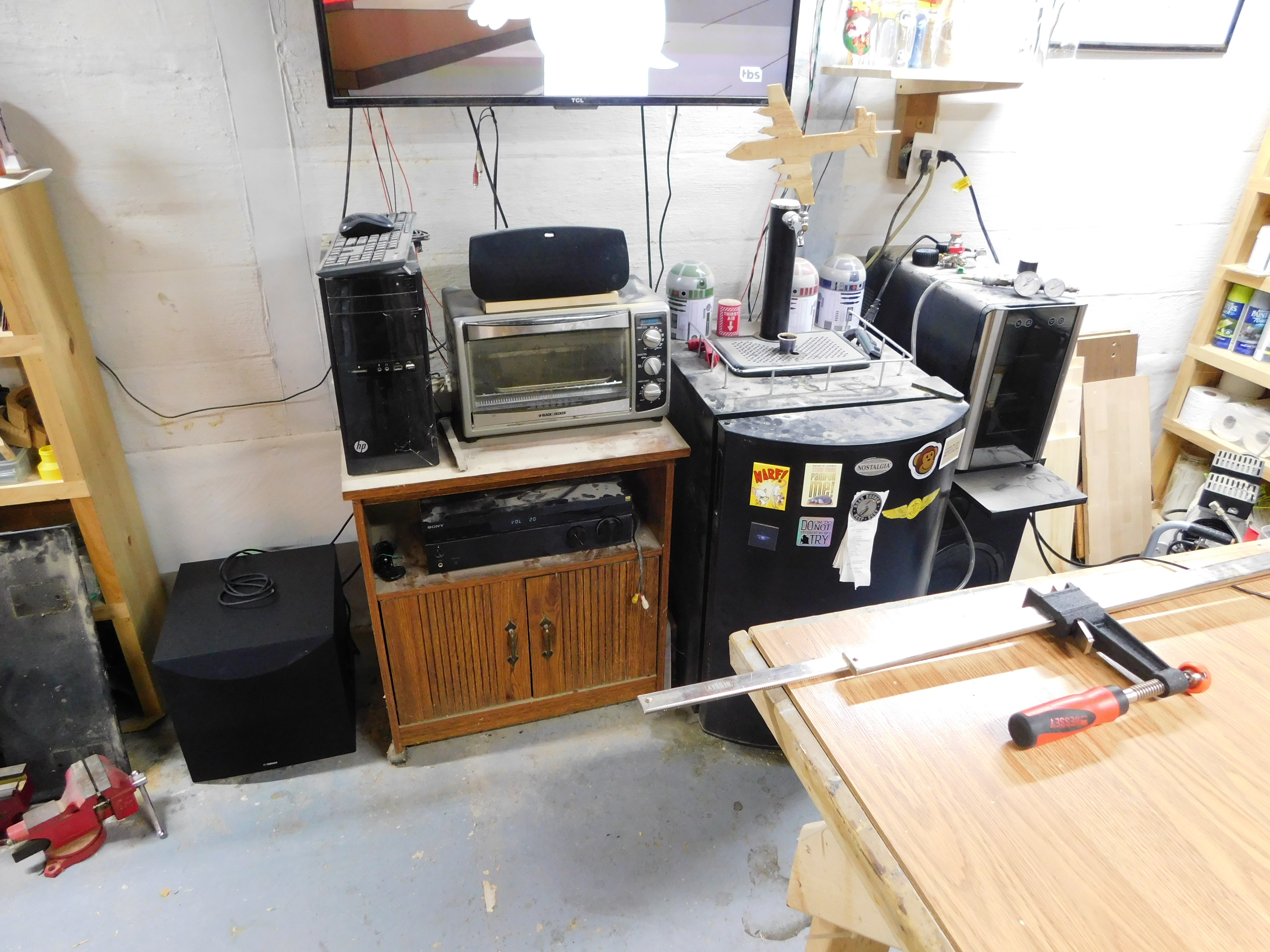 Workshop TV Center Area