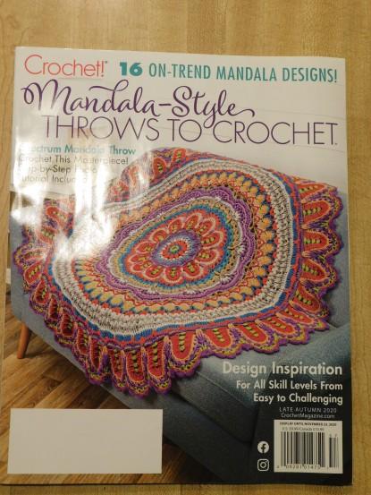 Crochet! Autumn 2020 Madala-Style Throws