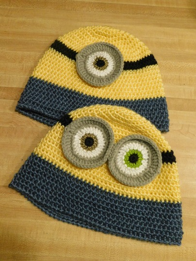 Adult Minion Hats