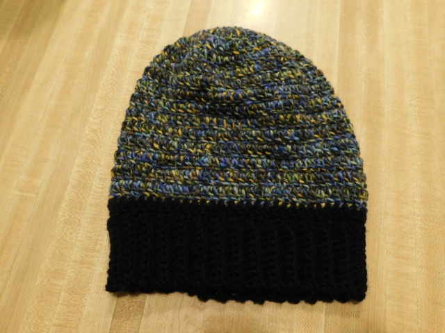 Crocheted Hat #27