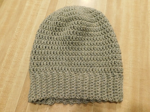 Crocheted Hat #28