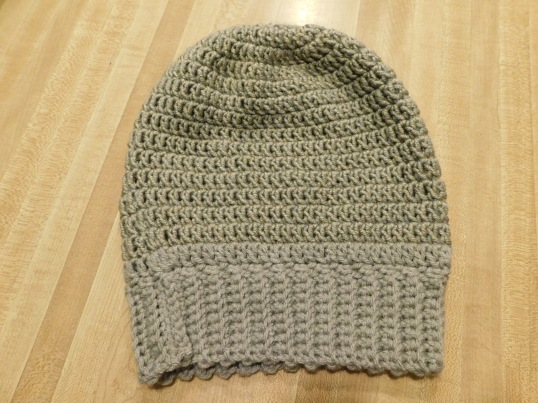 Crocheted Hat #29