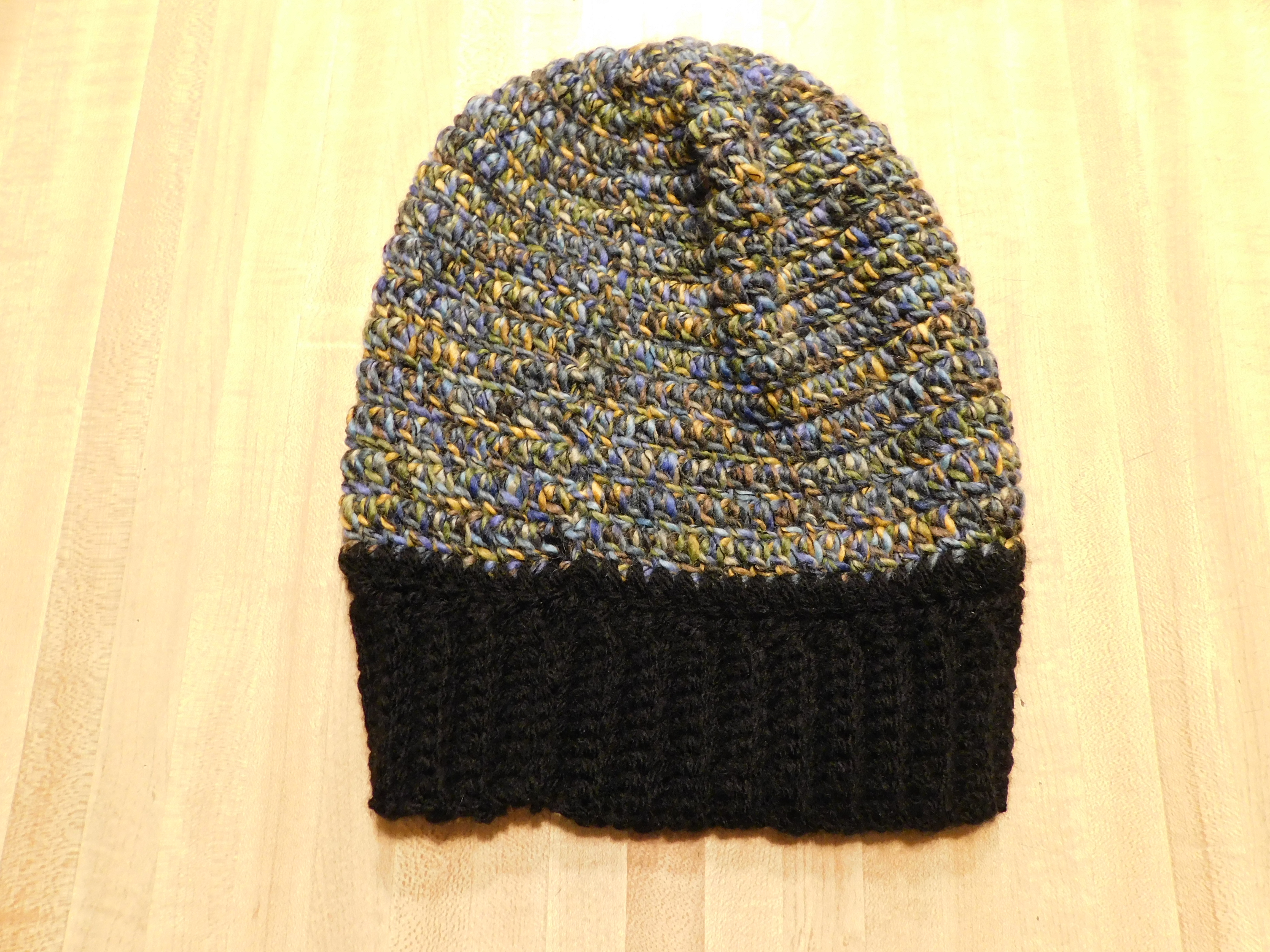Crocheted Hat #30