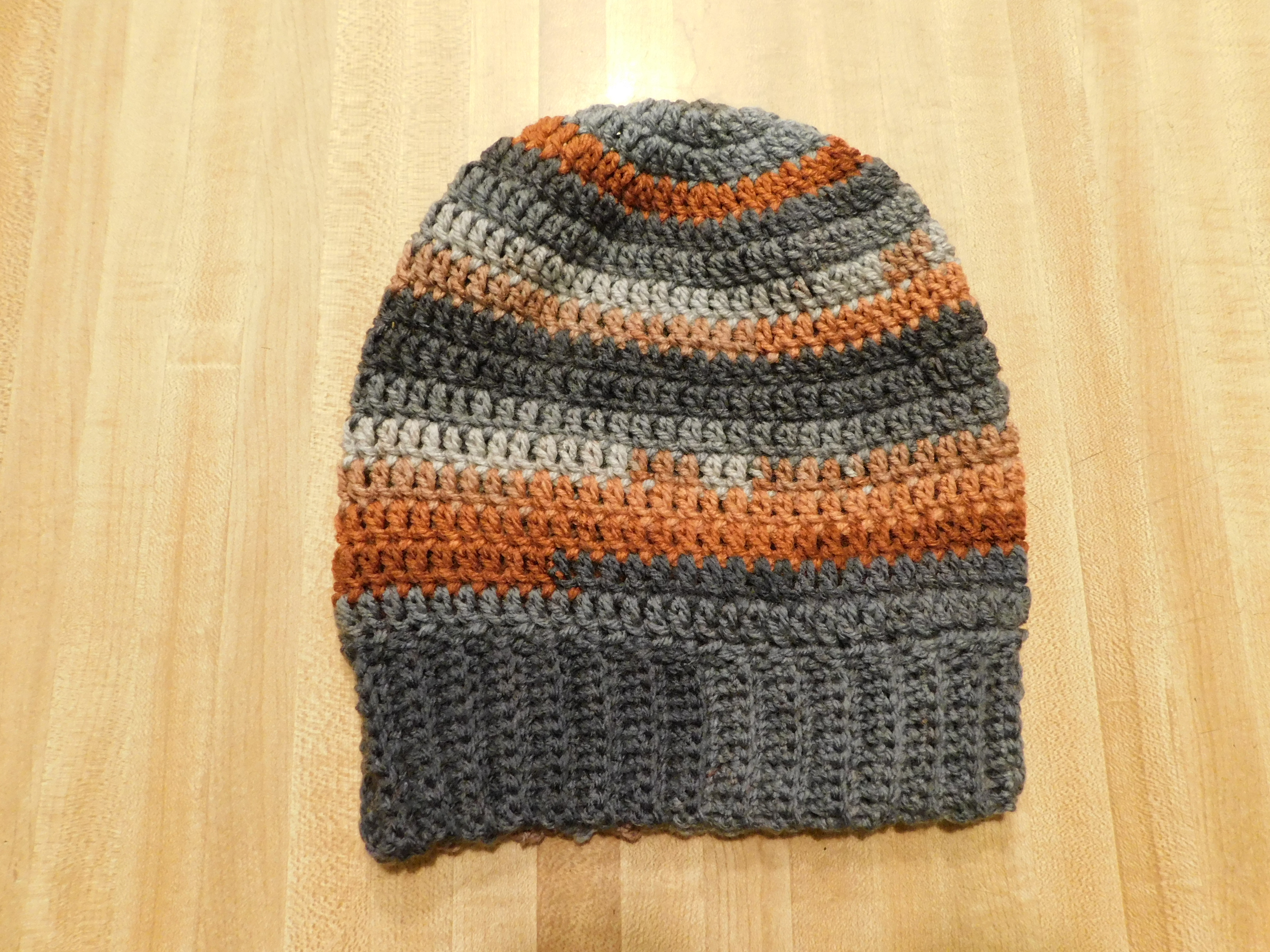 Crocheted Hat #31