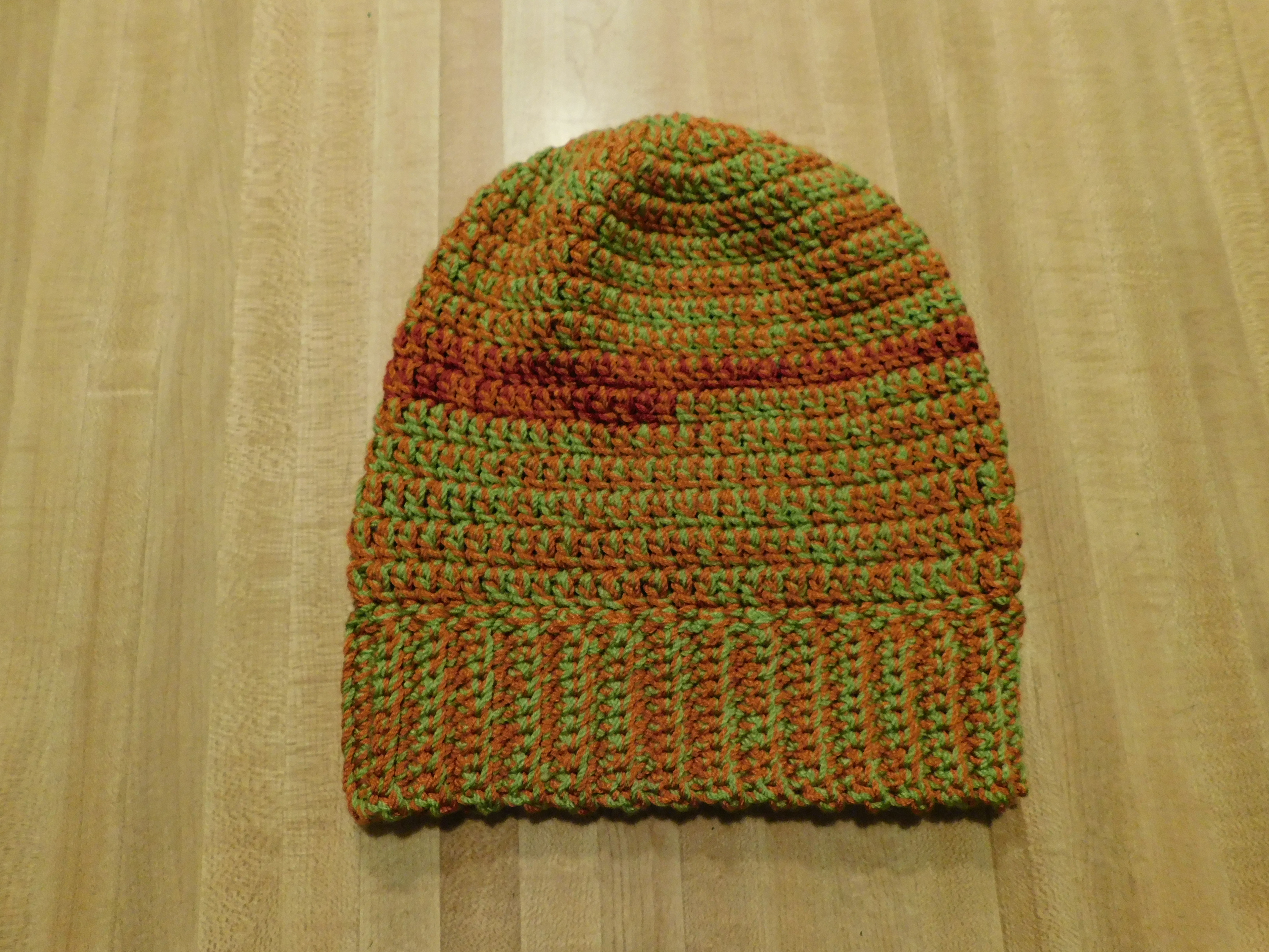 Crocheted Hat #32