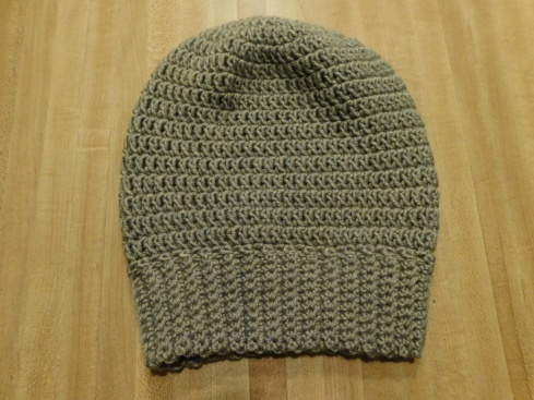 Crocheted Hat #33