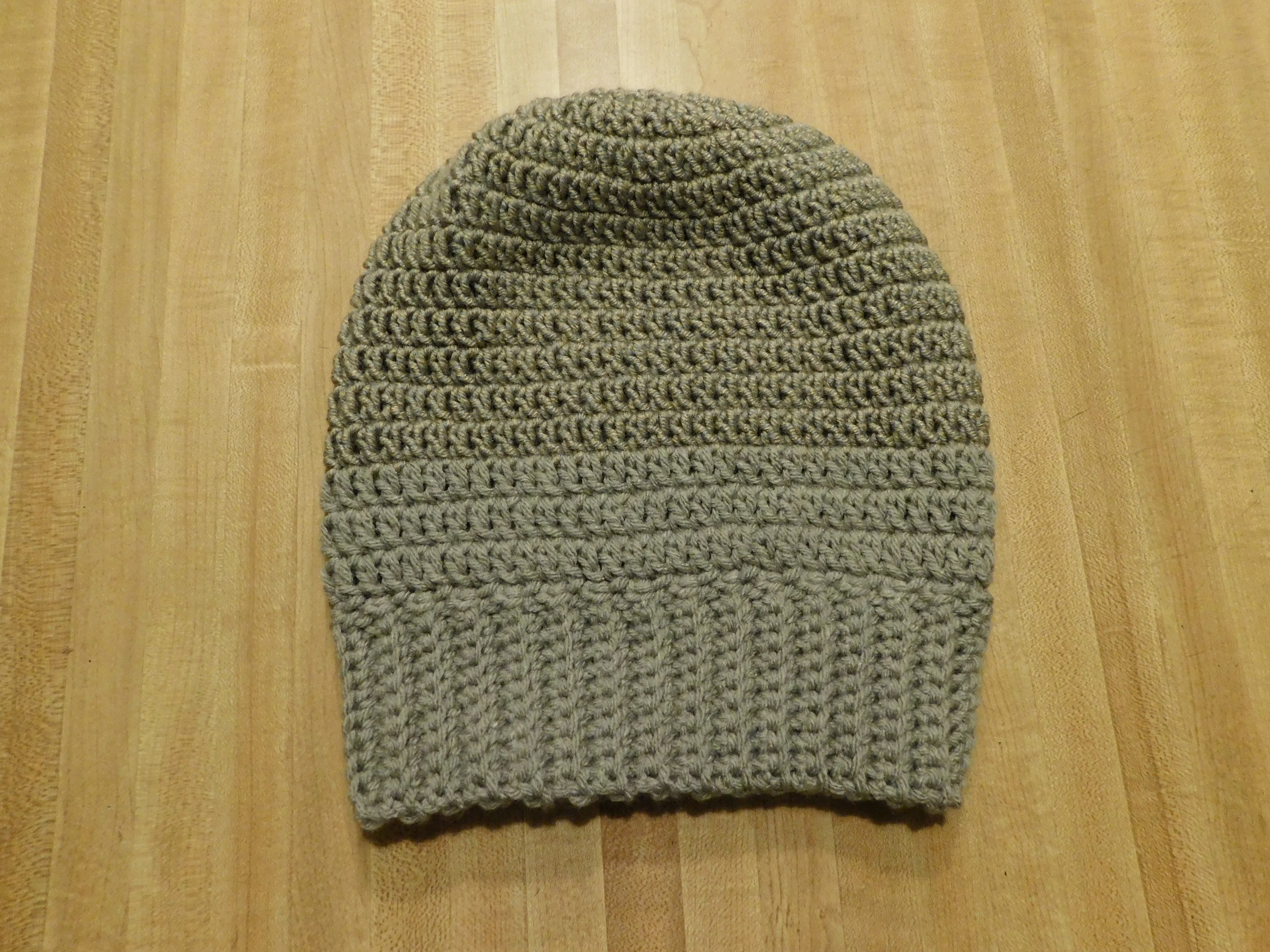 Crocheted Hat #34