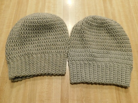 Crocheted Hats #33-34