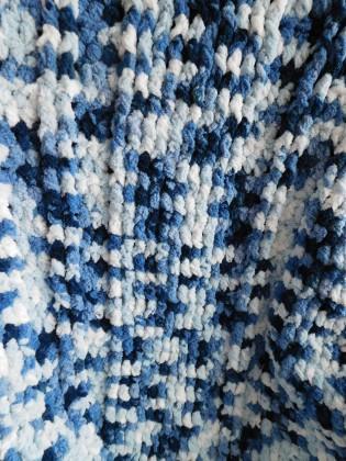 Charlie's Blanket Detail