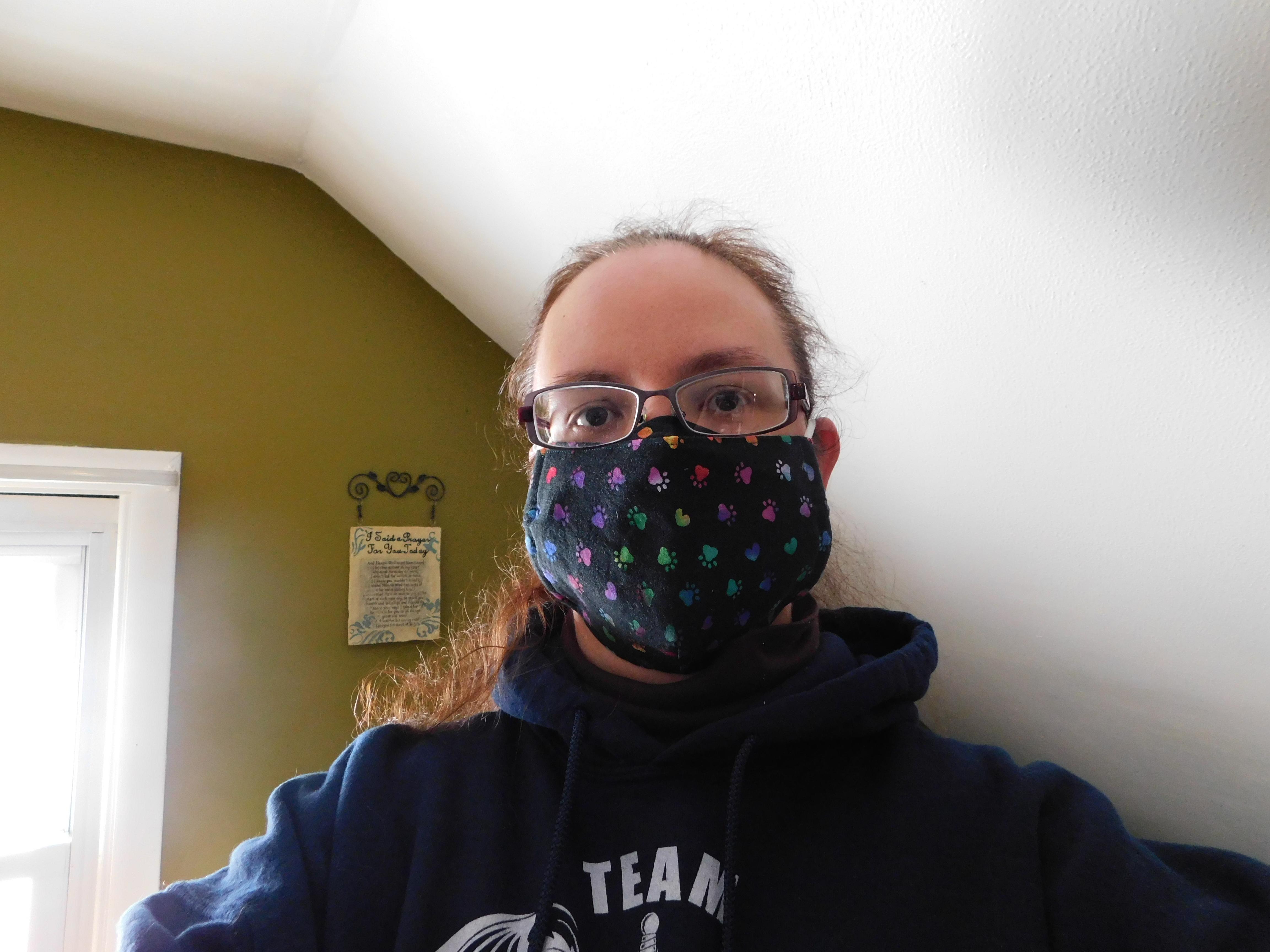 Masked Bandit Front