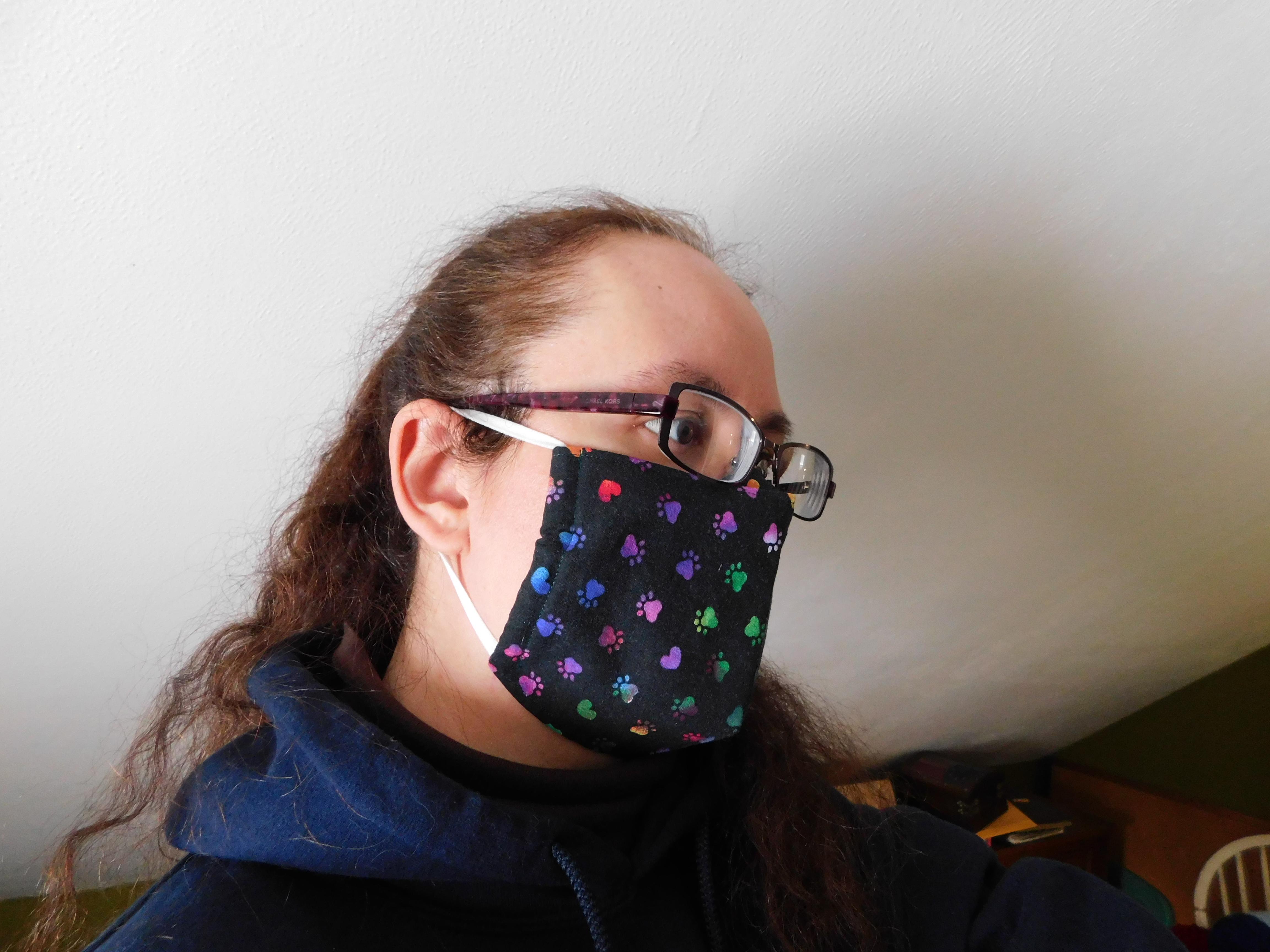 Masked Bandit Side