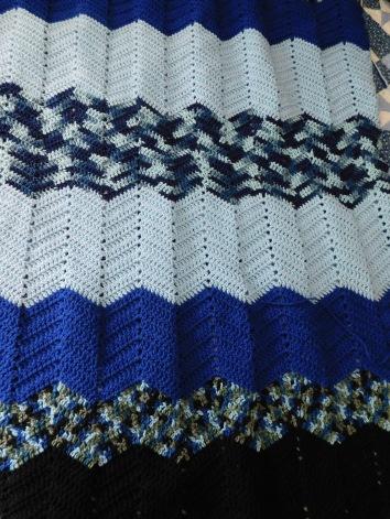Project Linus Blanket #33 Detail