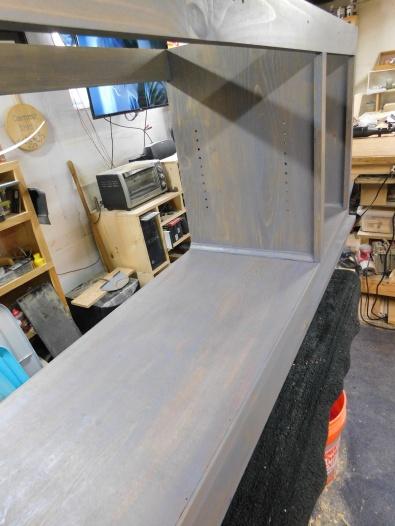 T-E TV Center Carcass Gray Coat 2 2-6-21