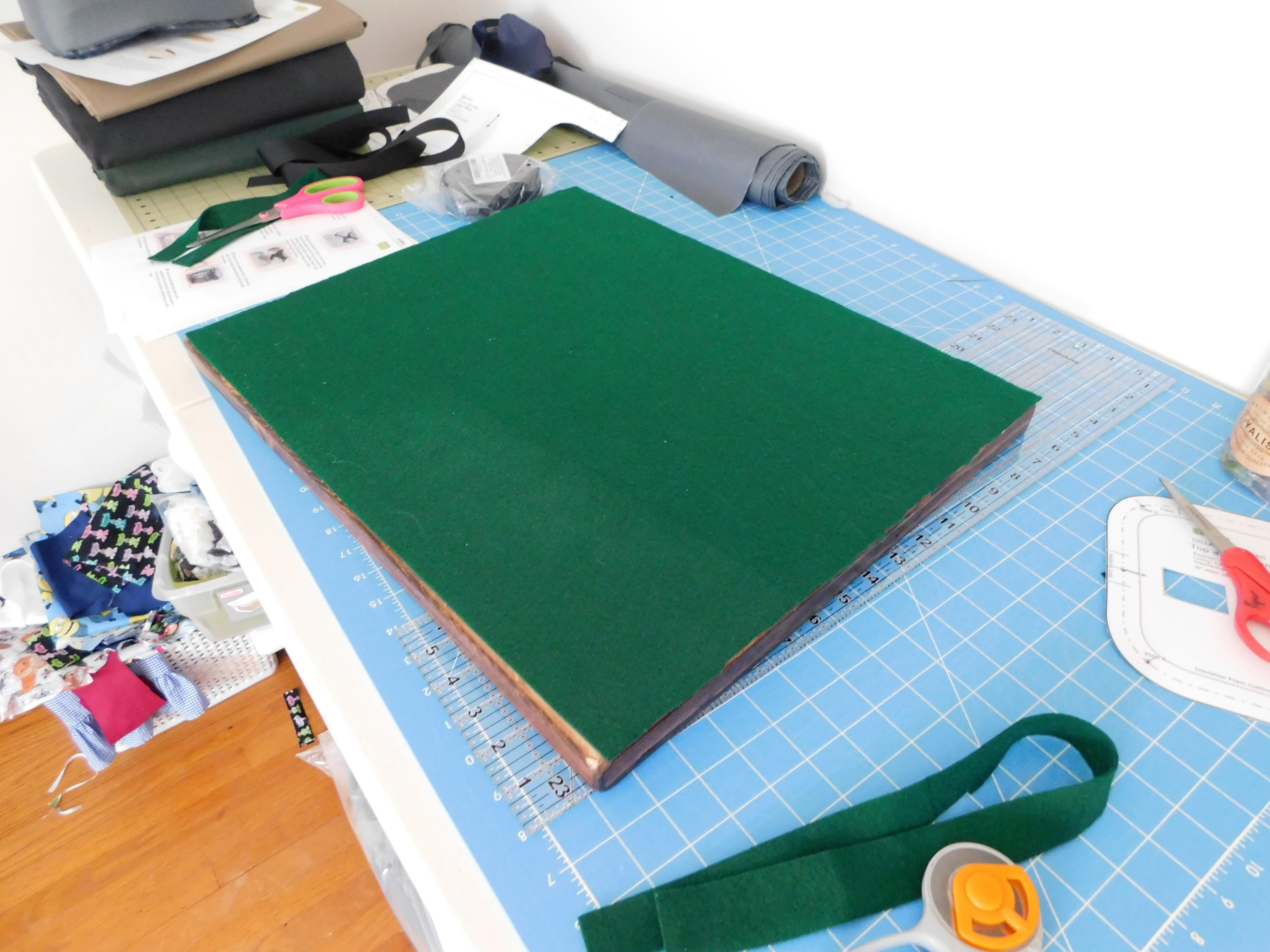 Sewing Tray Bottom 5-1-21