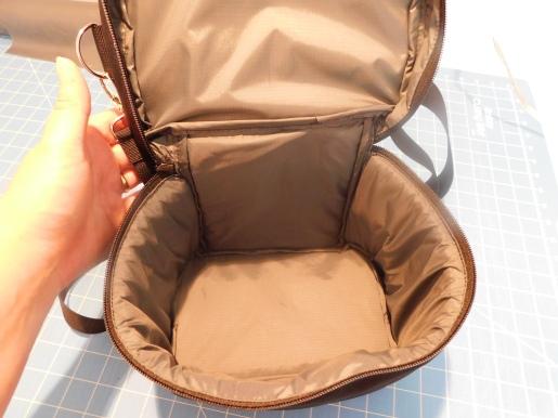 Lunch Bag #2 Inside