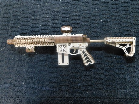 AR15 Puzzle Extended