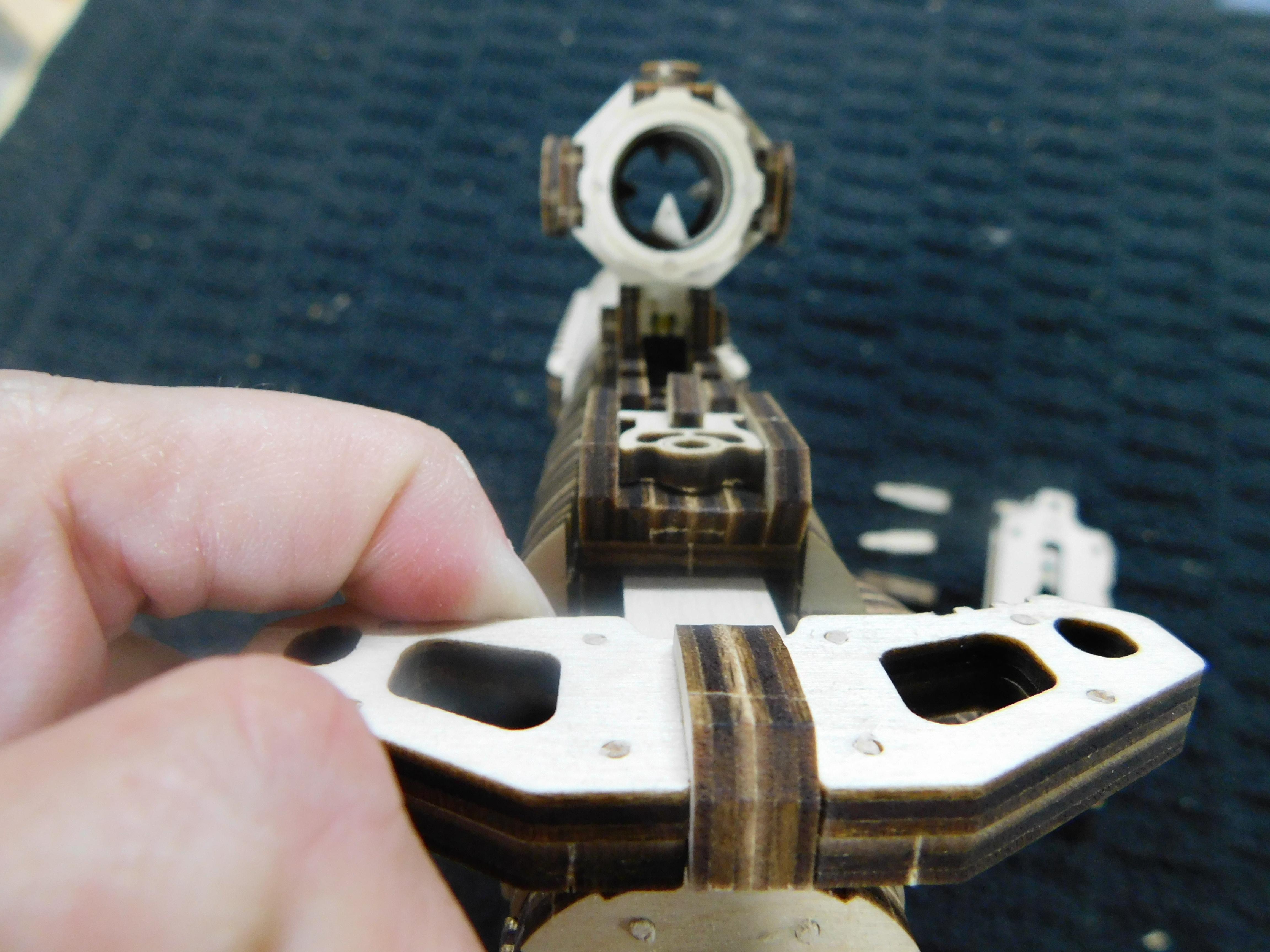AR15 Puzzle Scope