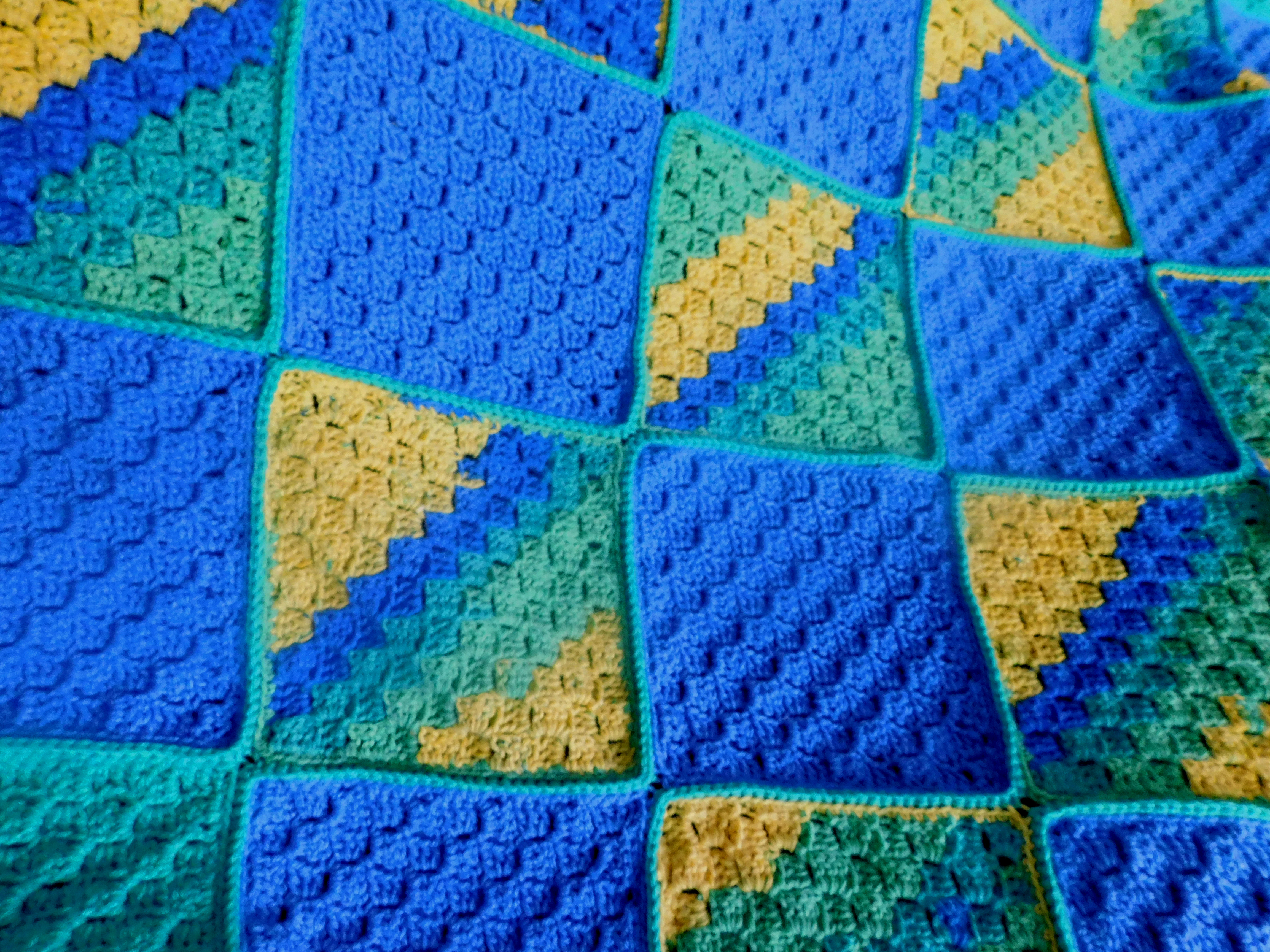 Project Linus Blanket #36 Detail