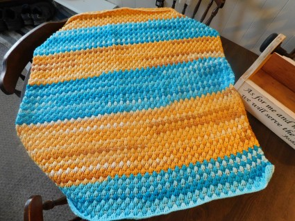 Project Linus Blanket #37 7-15-21 - Minions