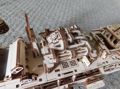 Scientific Research Ship ROV