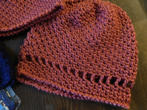 ACC Knots of Love Hat