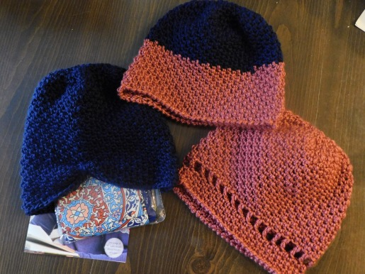 ACC Knots of Love Hats