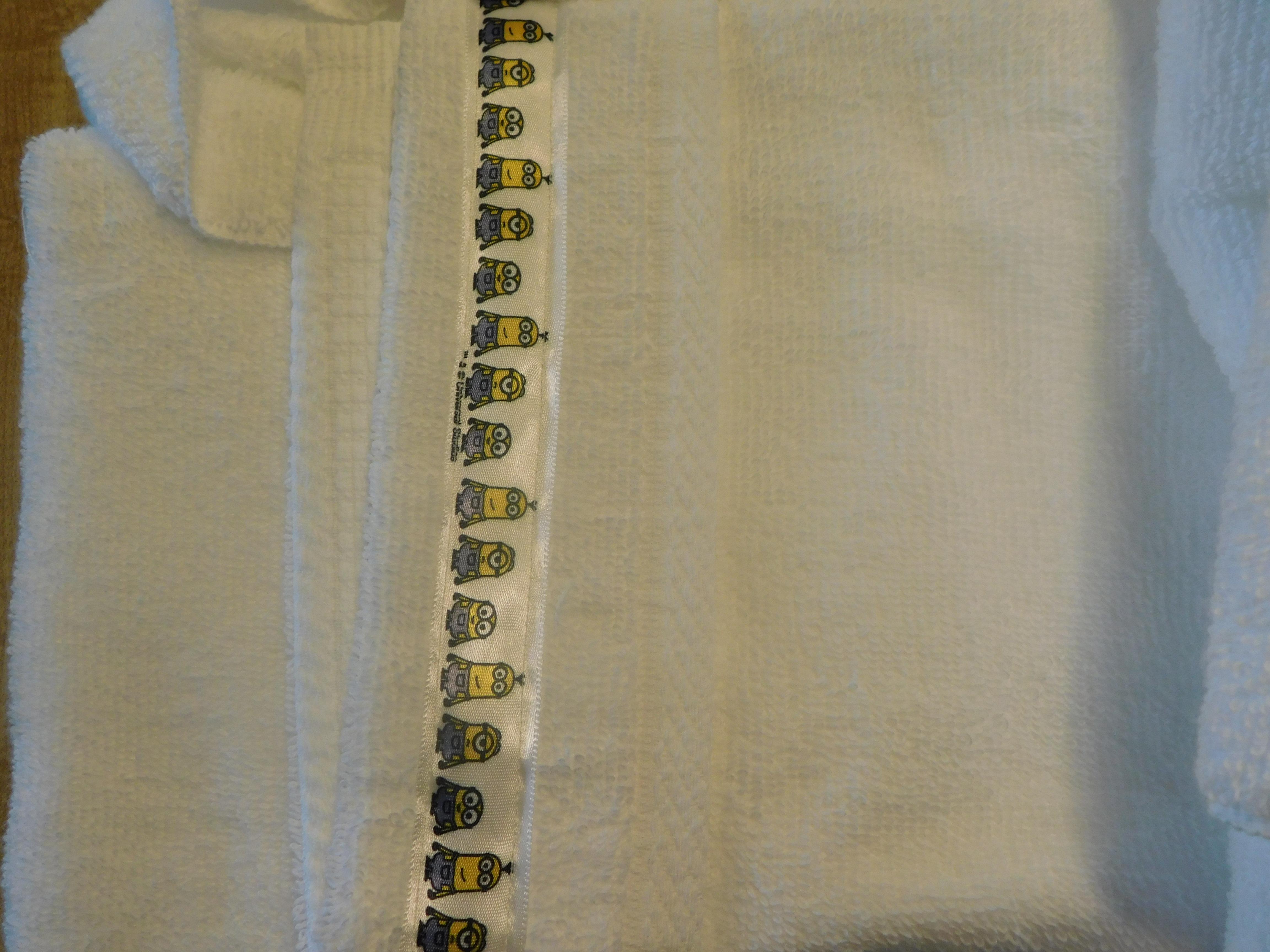 Charlie Minion Towel 2