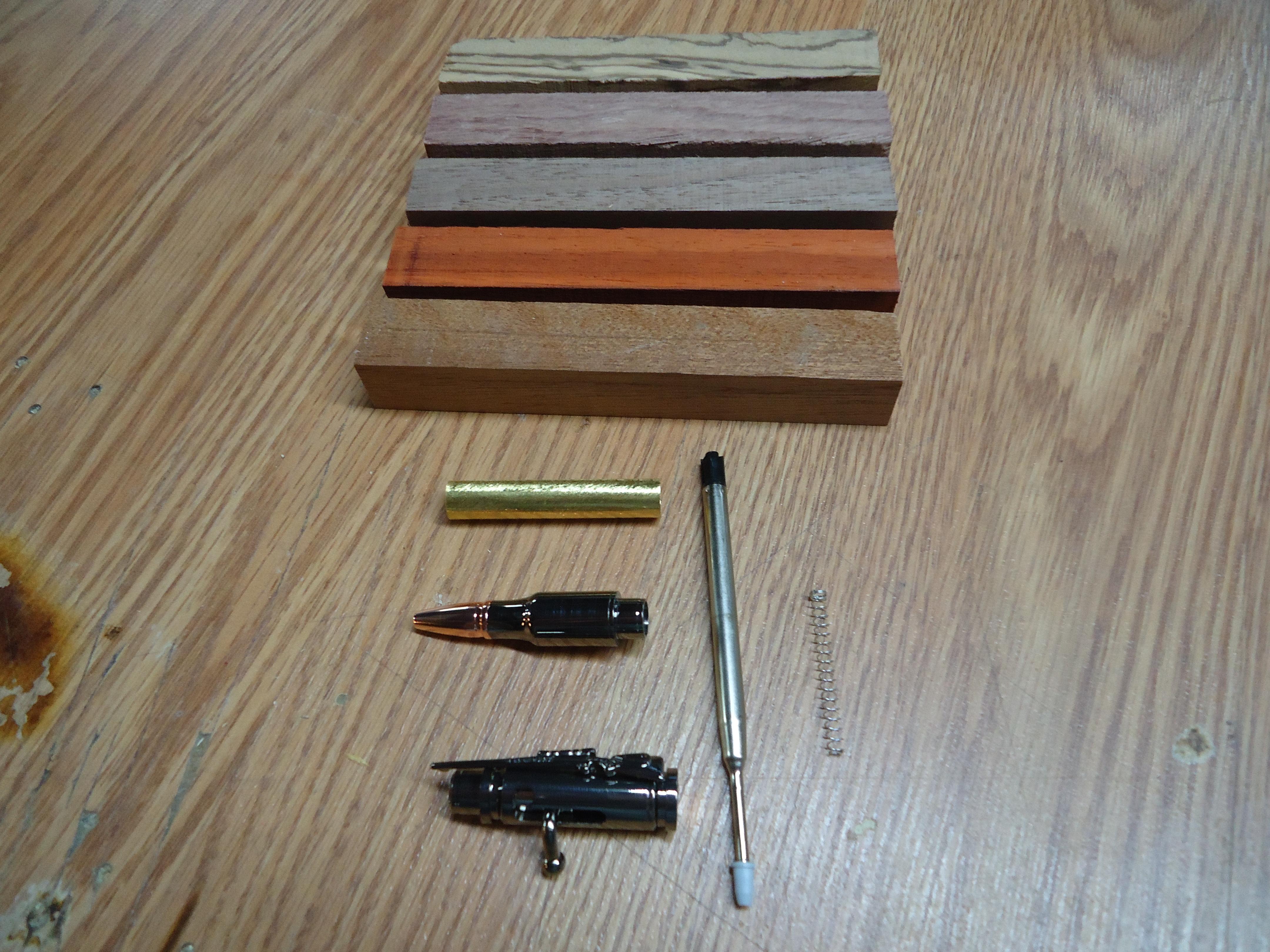 Pen Pieces