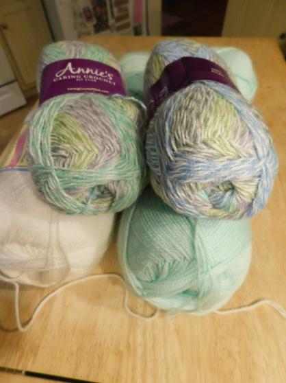 ACC- 09 2021 Yarn Colors