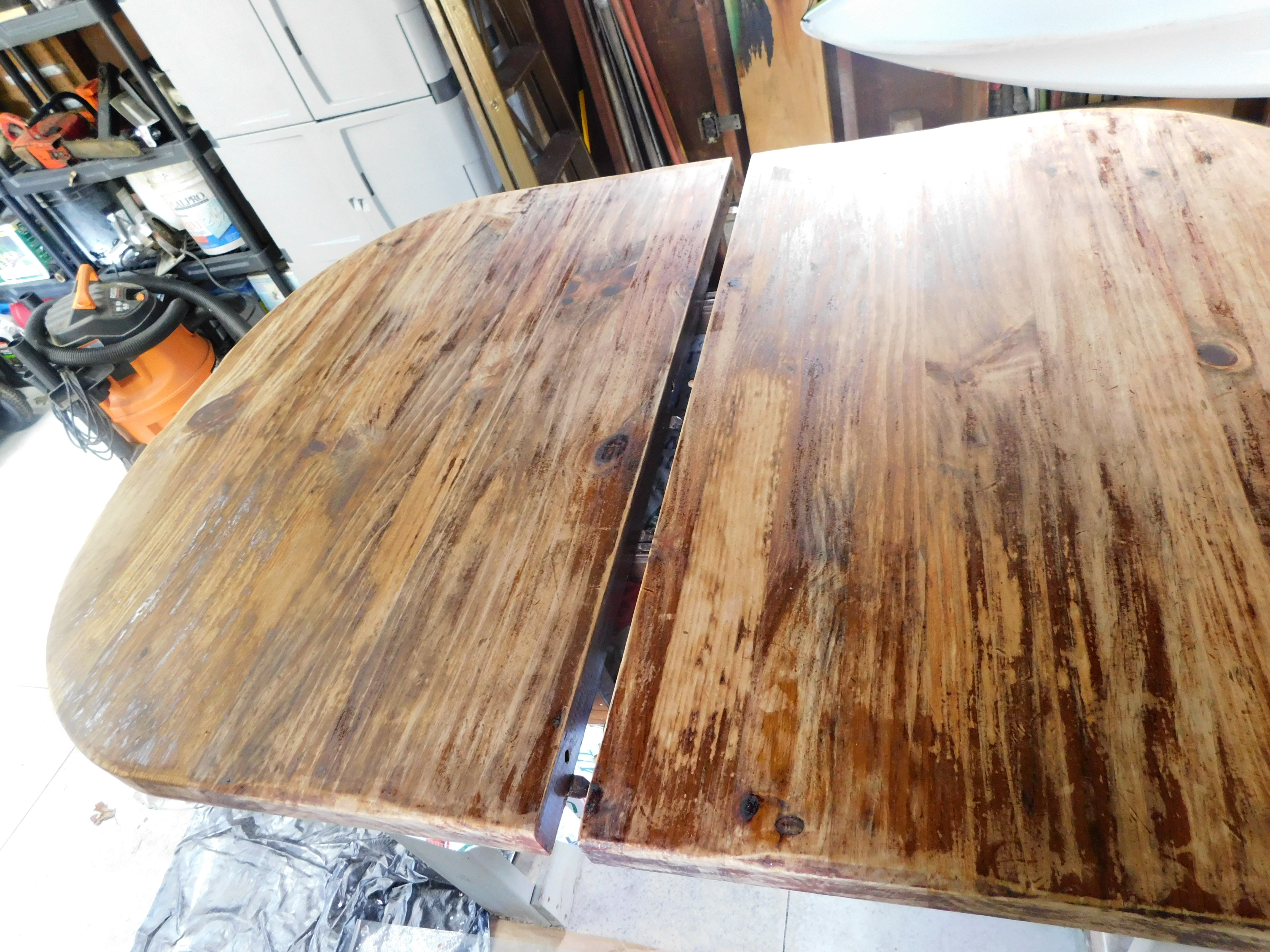 KTable Stripping 3