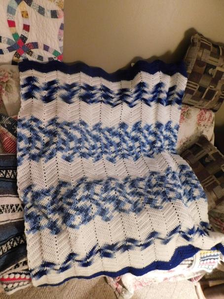 Project Linus Blanket #38 9-19-21