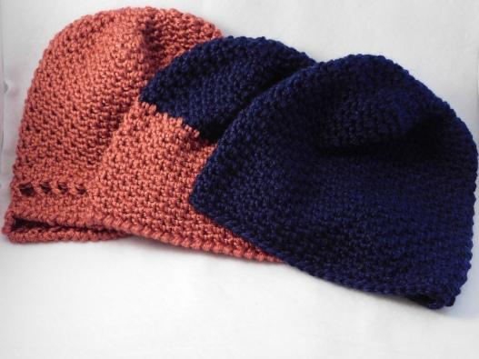 Light Box Crocheted Hats