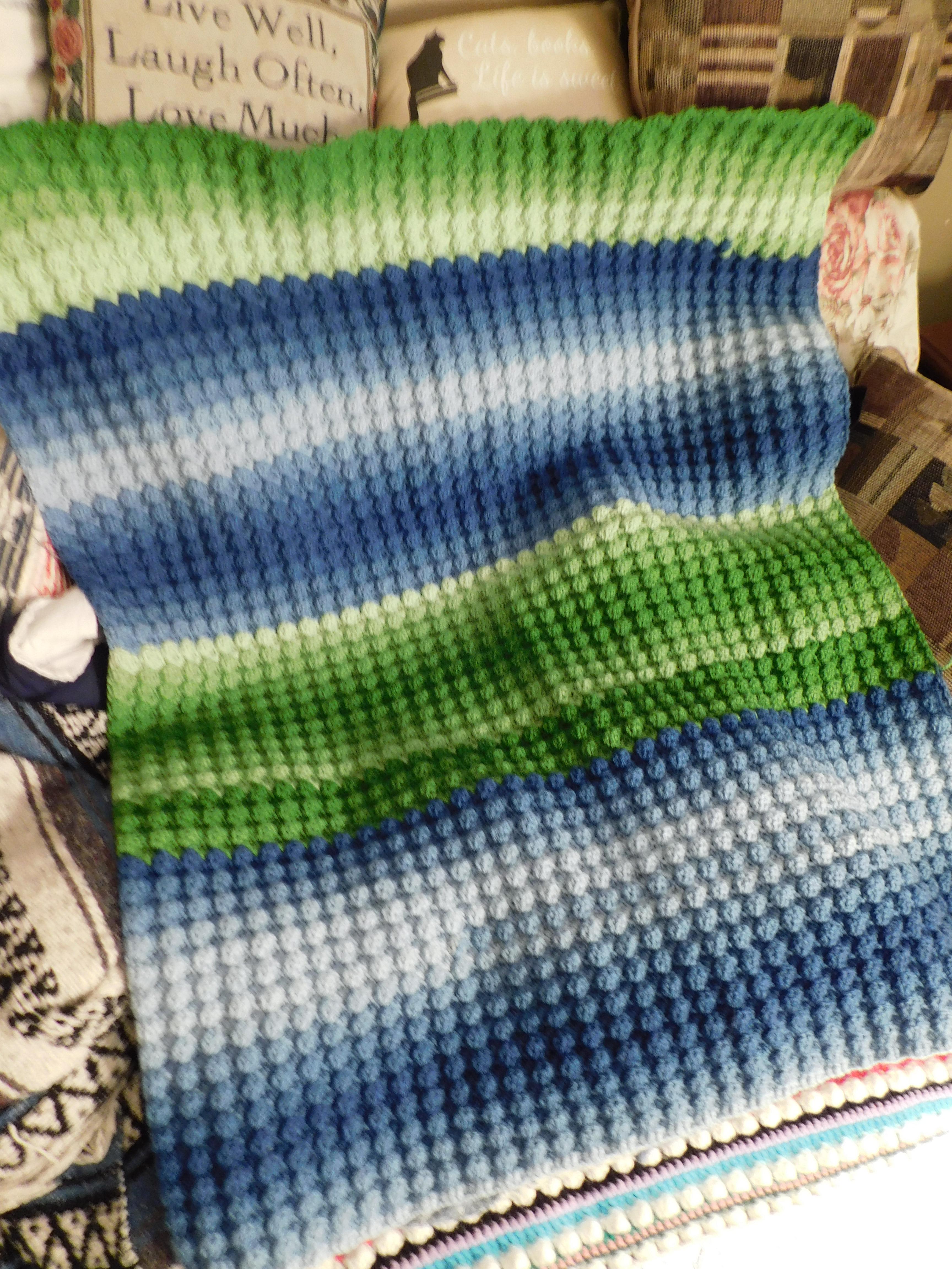 Project Linus Blanket #39 - 09 2021 Lake Views